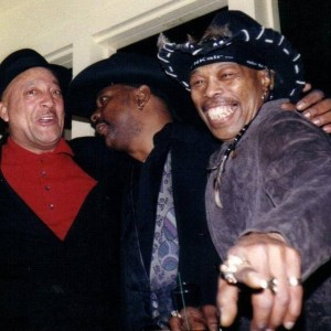 Billy Brooks, I think Floyd and Sugarfoot at Gilly's jazz club.